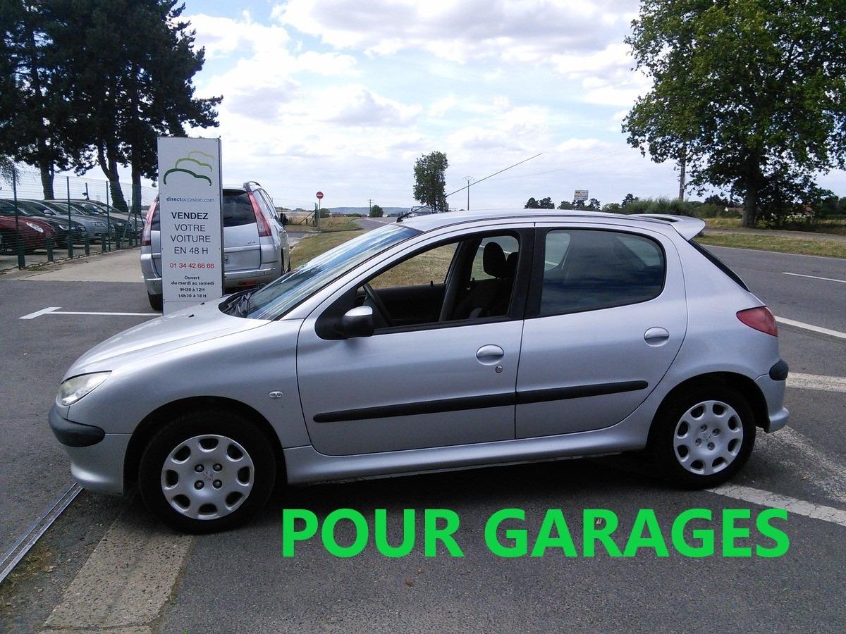 Peugeot 206 1.4 X-LINE CLIM 115281km