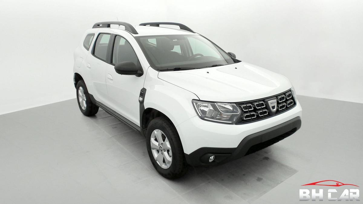 Dacia Duster TCe 150ch FAP 4x4 Confort 10kms blanc