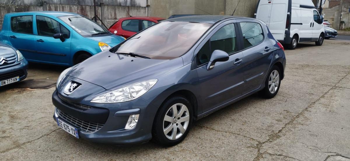 Peugeot 308 (T7) 5 Portes 1.6 HDi 16V 90 cv