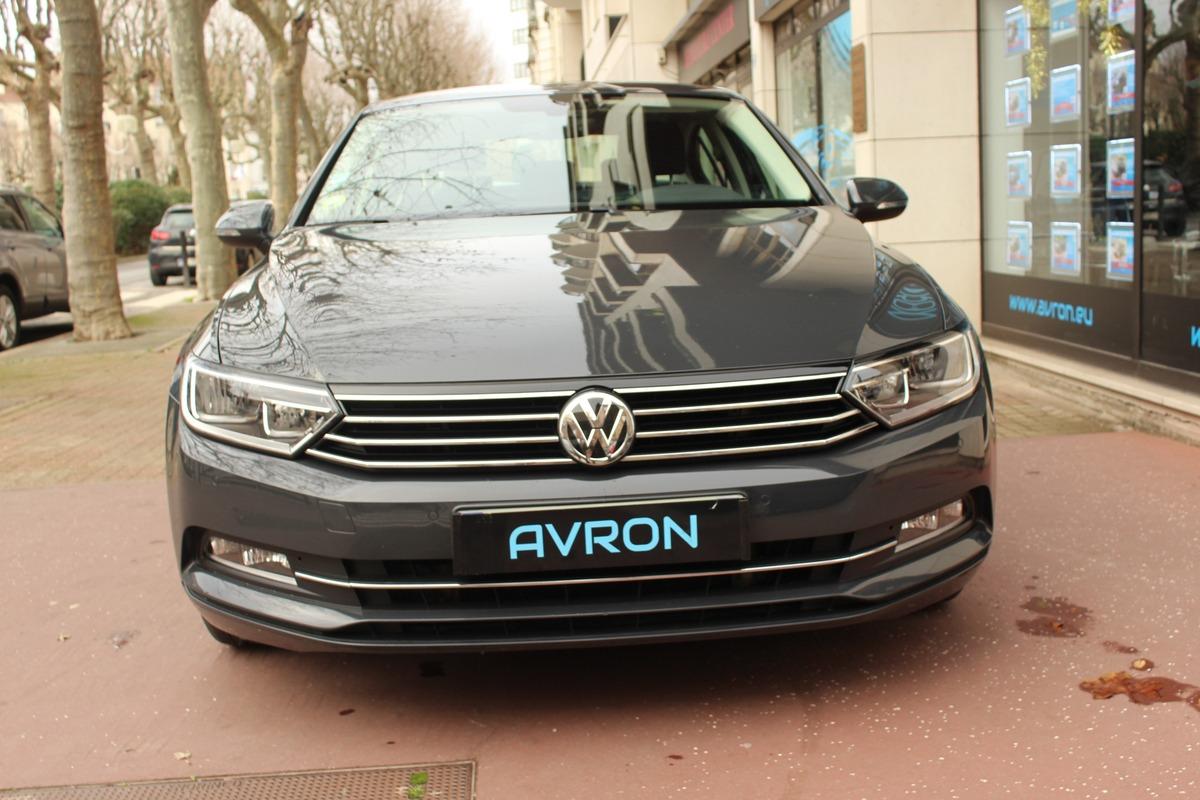 Volkswagen Passat VIII 2.0L TDI 150 BLUEMOTION 2