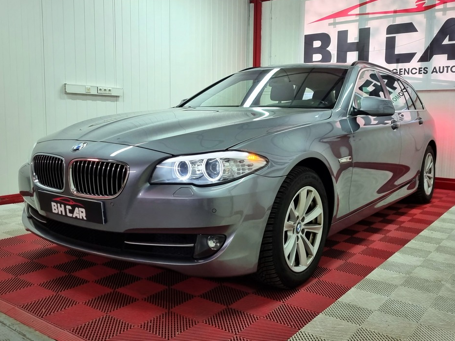 Bmw Serie 5 Luxe 530d x drive 258ch