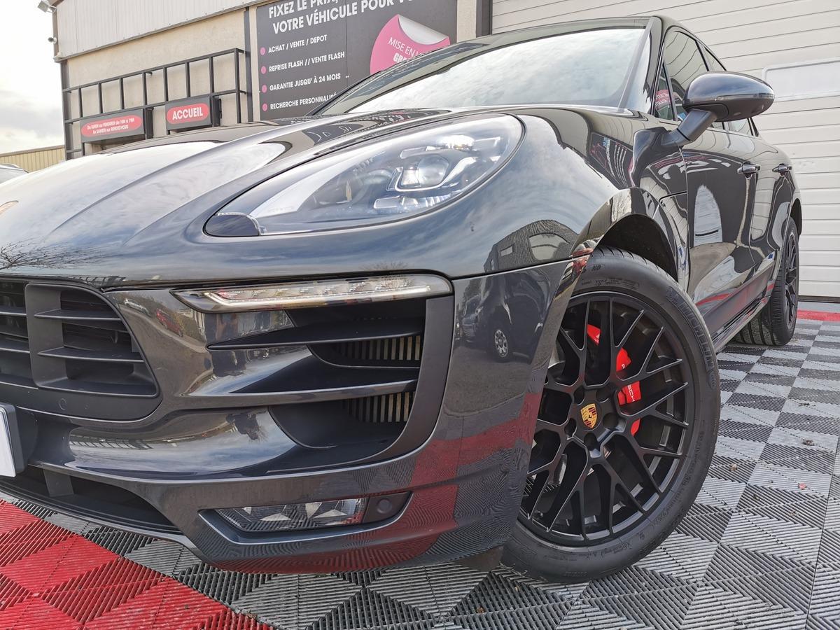 Porsche Macan 3.0 V6 GTS 360CH PDK Français B