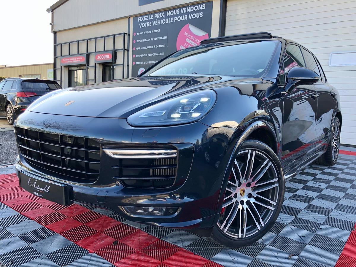 Porsche Cayenne GTS 440 1°MAIN FULL OPTIONS j