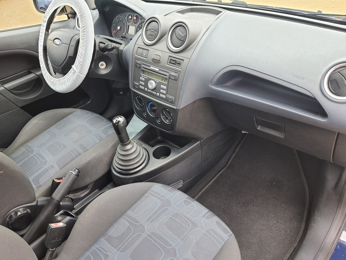 Ford Fiesta 1.4L TDCI 70cv CLIM GTIE 3MOIS