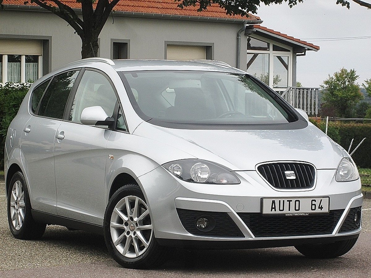 Seat Altea XL 1.9 TDI 105 *120000KM*DVD*1ère Main