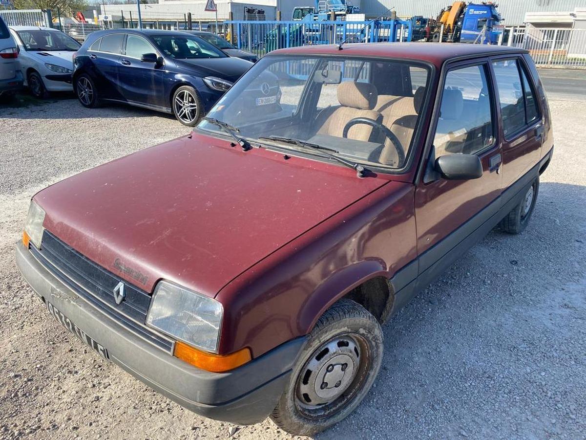 Renault Super 5 AVEC CT