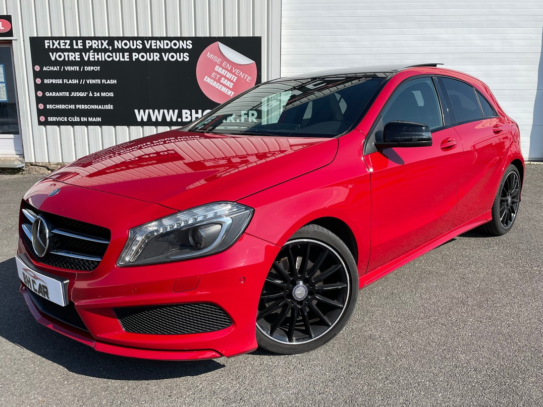 Mercedes Classe A 200 Fascination AMG A200 TO C