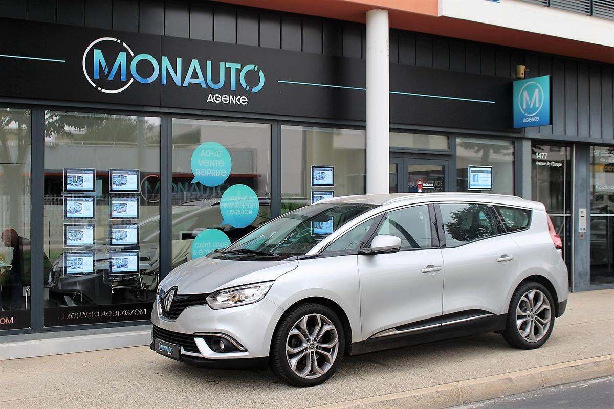 Renault GRAND SCENIC IV 1.5 DCI 110cv EDC 7 PLACES