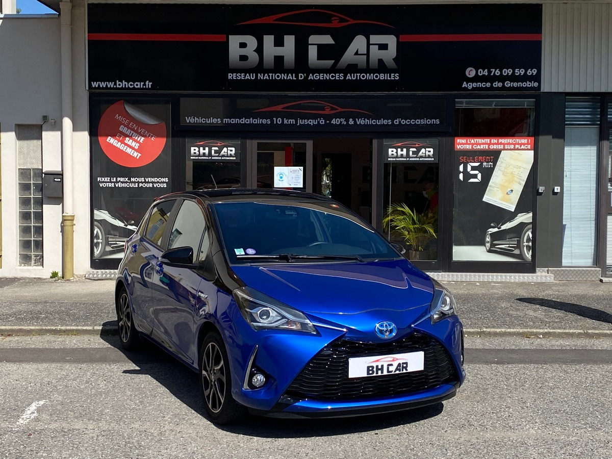 Toyota Yaris Hybrid 100H Collection 5P 22500 kms