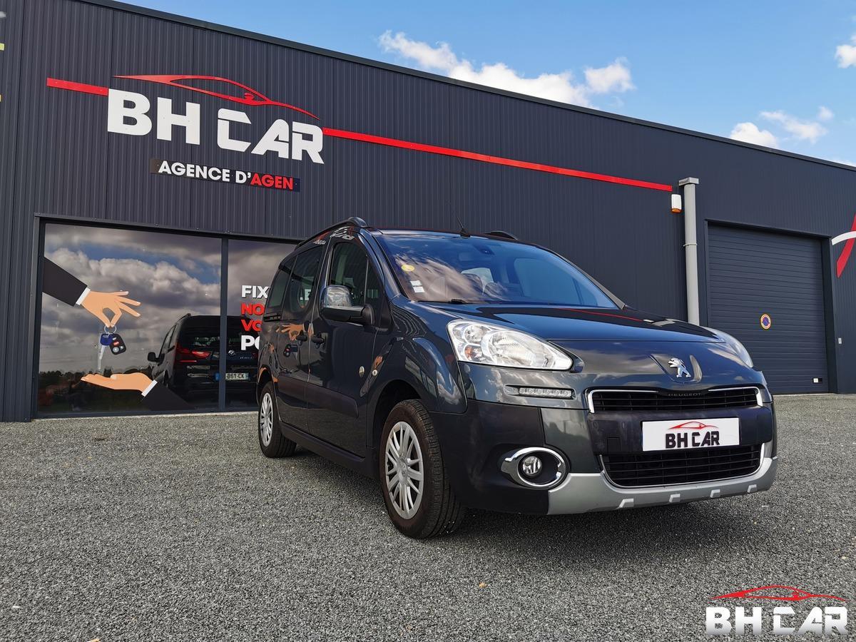 Peugeot Partner Tepee 1.6 HDI 115 FAP OUTDOOR