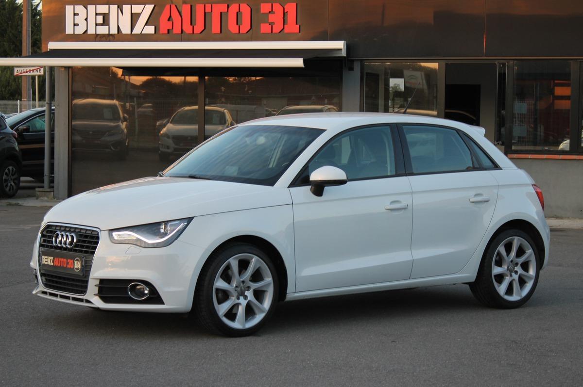 Audi A1 SPORTBACK 1.6 TDI 105 AMBITION