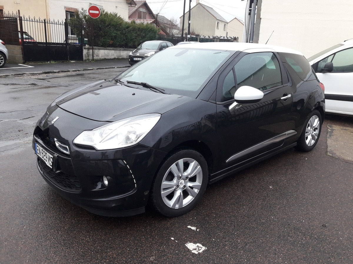 Citroen Ds3 SO CHIC 1.6 HDI 90