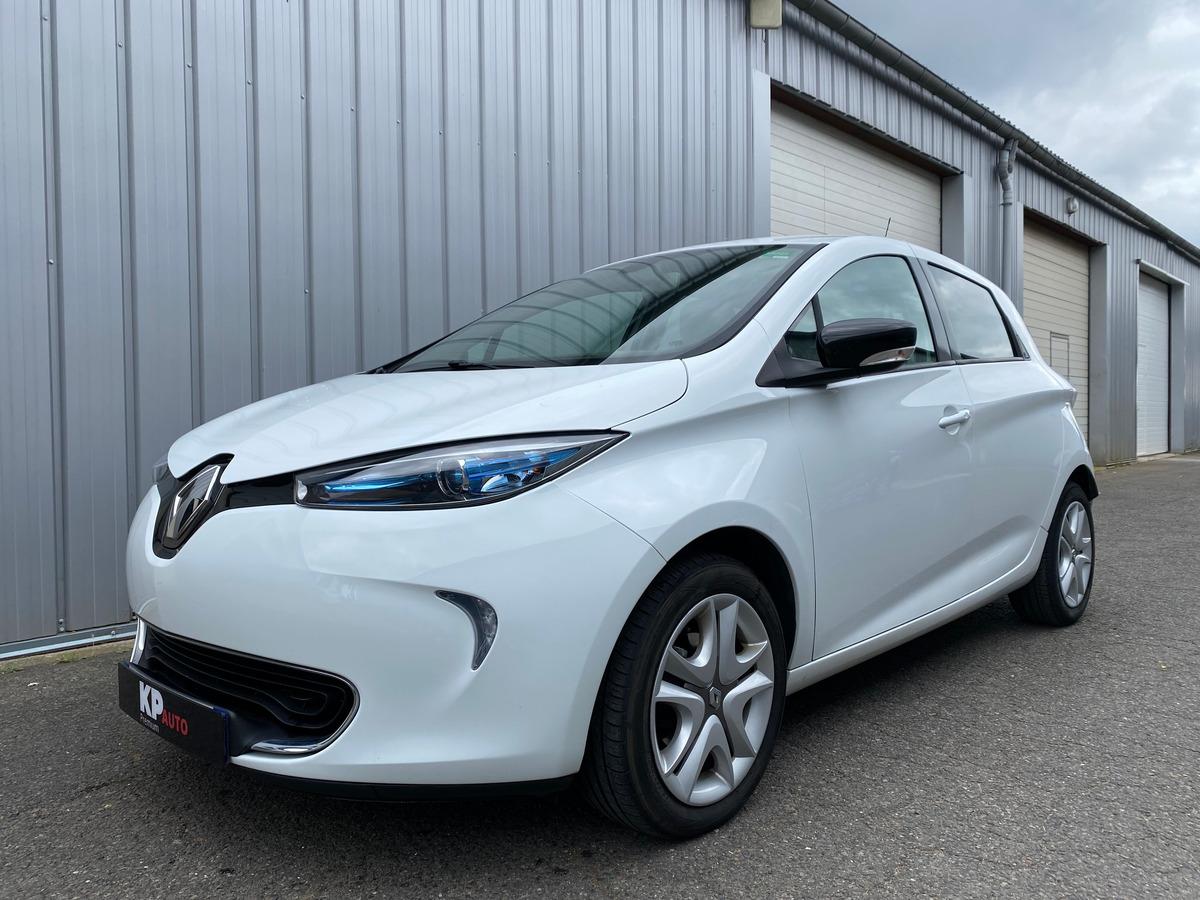 Renault Zoe Zen Charge Rapide R90 A