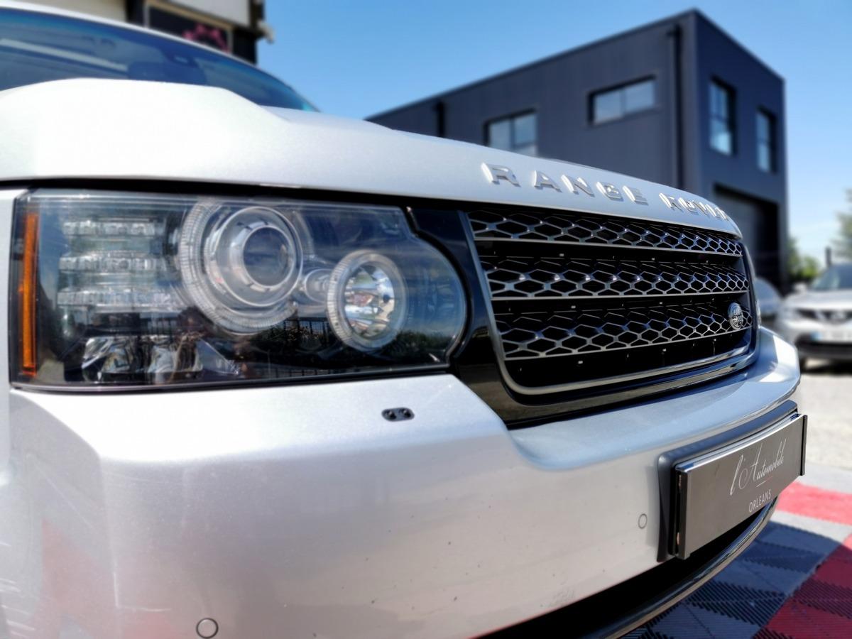 Land Rover RANGE ROVER 3 4.4 TDV8 313 VOGUE TO A
