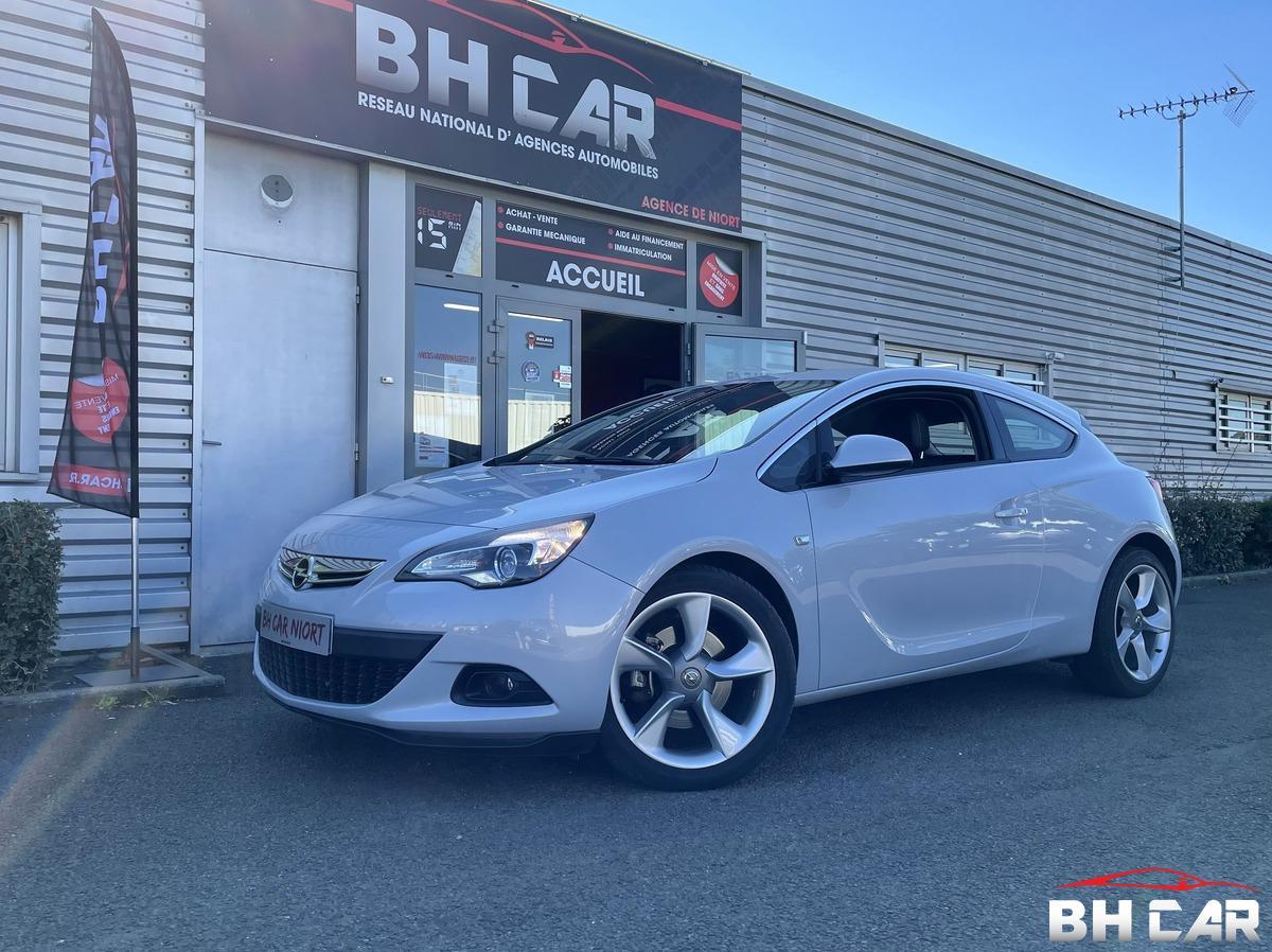 Opel Astra GTC - 2.0L cdti 165CV