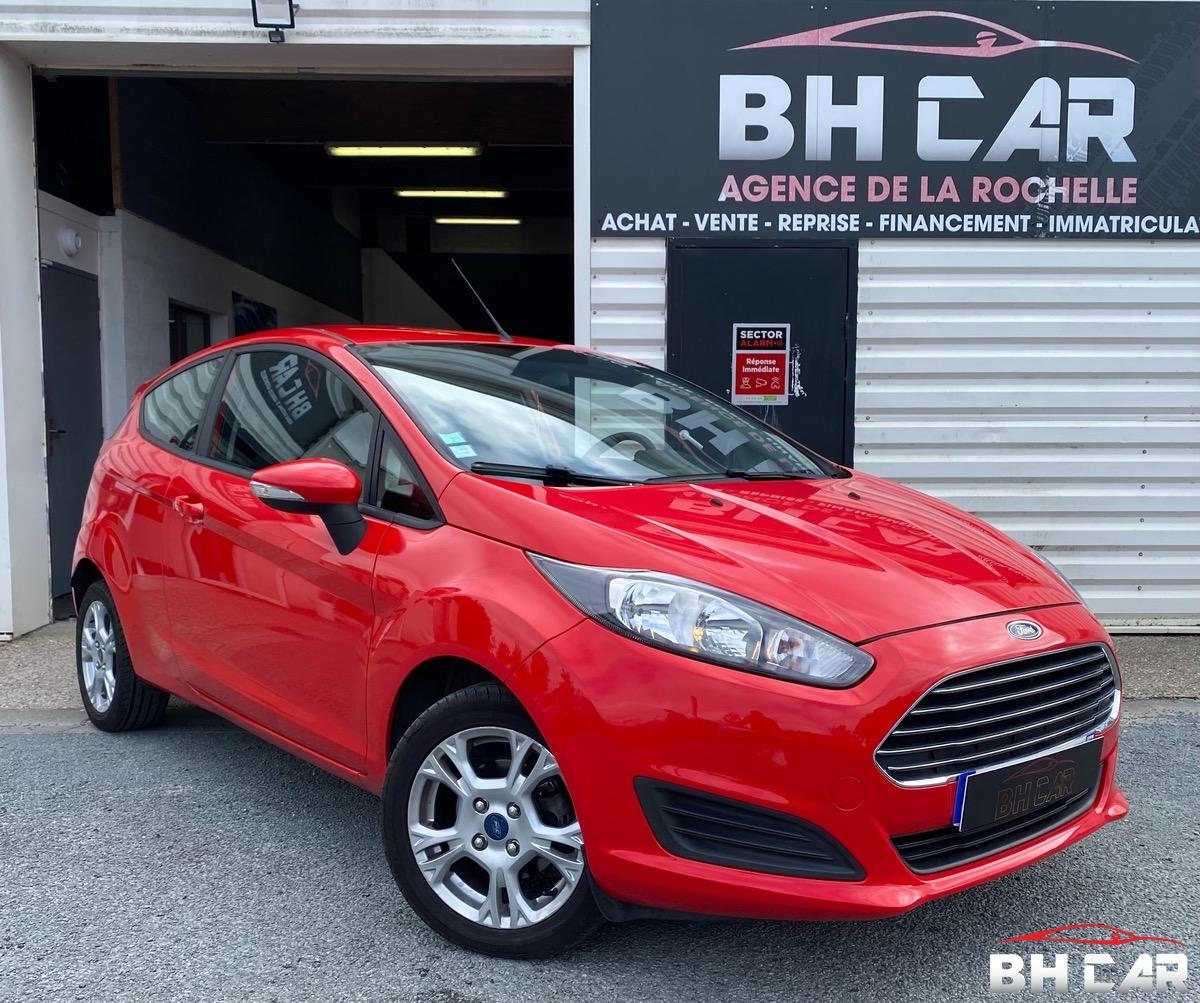 Ford Fiesta 1.0 scti ecoboost 100ch s&s Trend