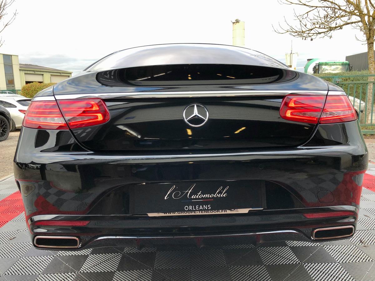 Mercedes Classe S 500 COUPE 4MATIC 455 CV CL x