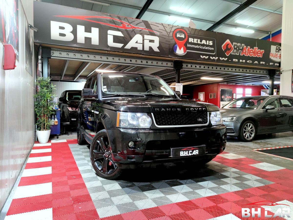 Land Rover Range Rover Sport HSE 3.0L  BVA8
