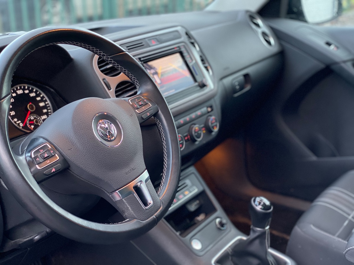 Volkswagen Tiguan 2.0 tdi 140ch Match 1ere Main c