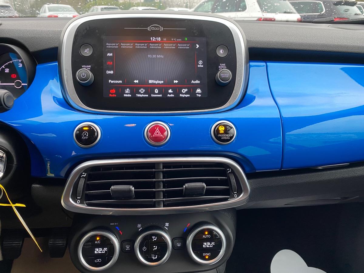 Fiat 500 X 1.3 Multijet 16V - 95 City Cross