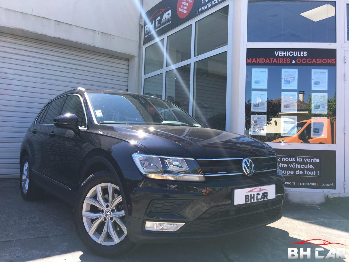 Volkswagen Tiguan 2.0tdi 150hp Confortline 04/2016