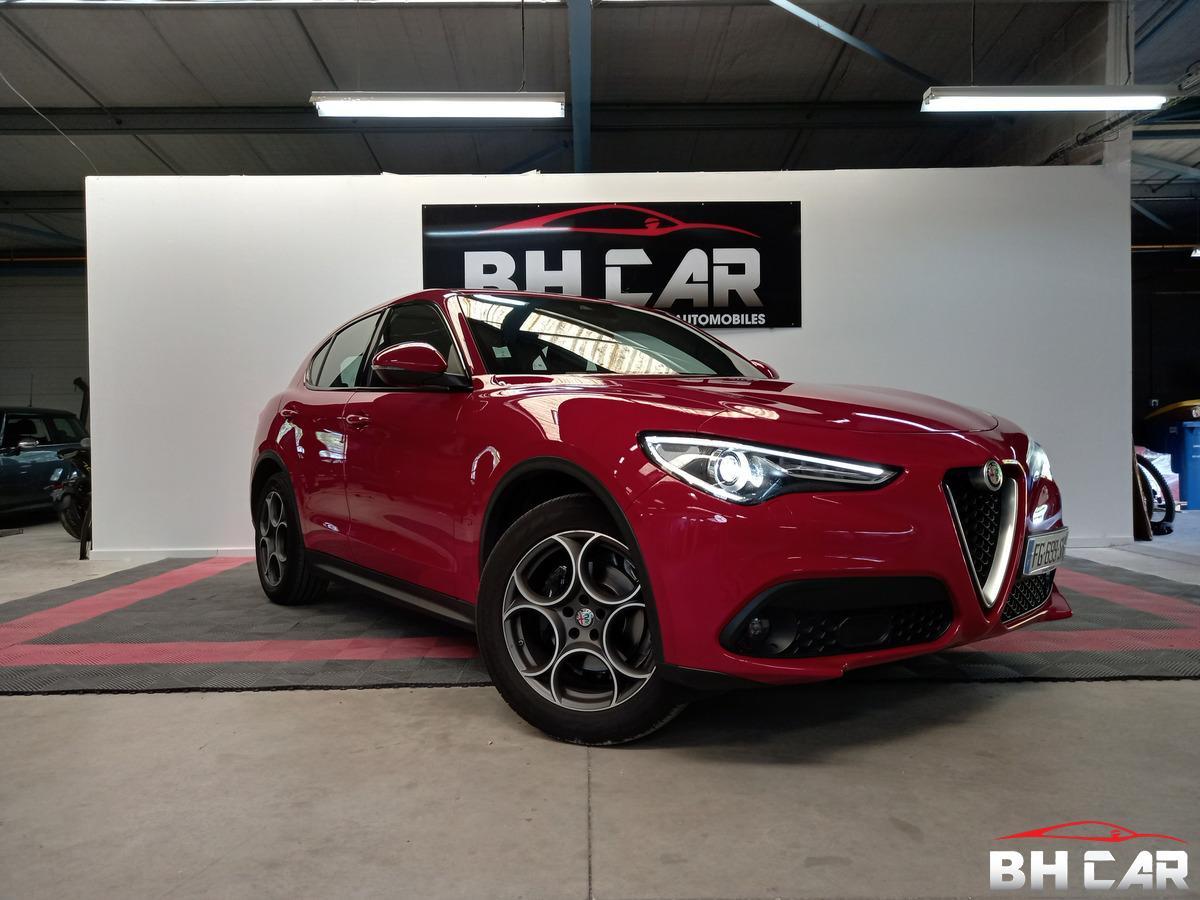 Alfa Romeo Stelvio 2.2 210ch Q4 AT8