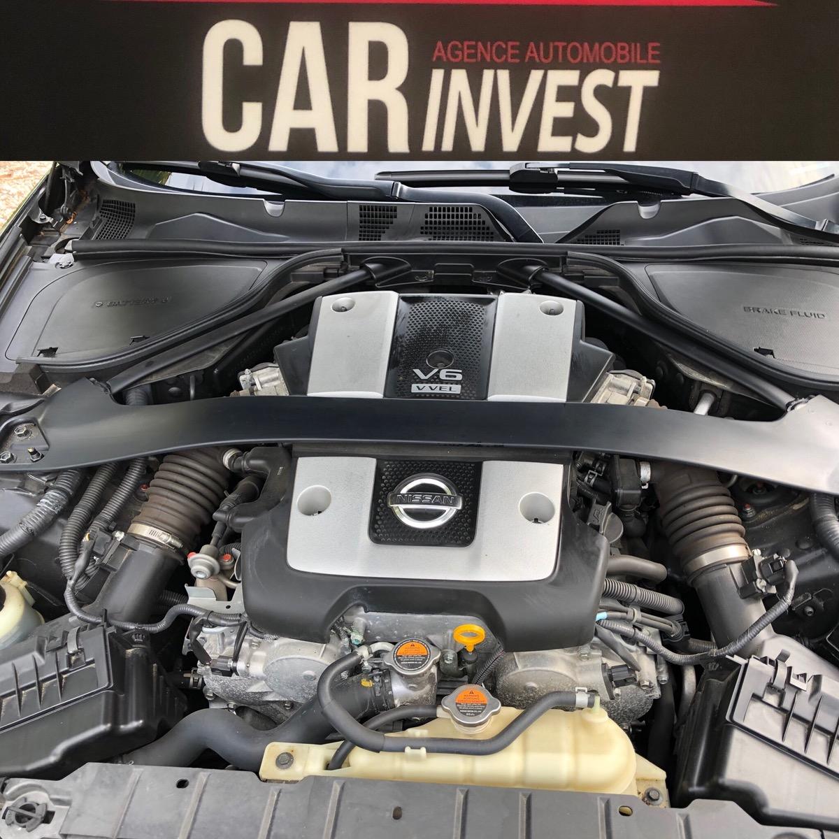 Nissan 370z coupé 3.7 v6 - 331 - bva2
