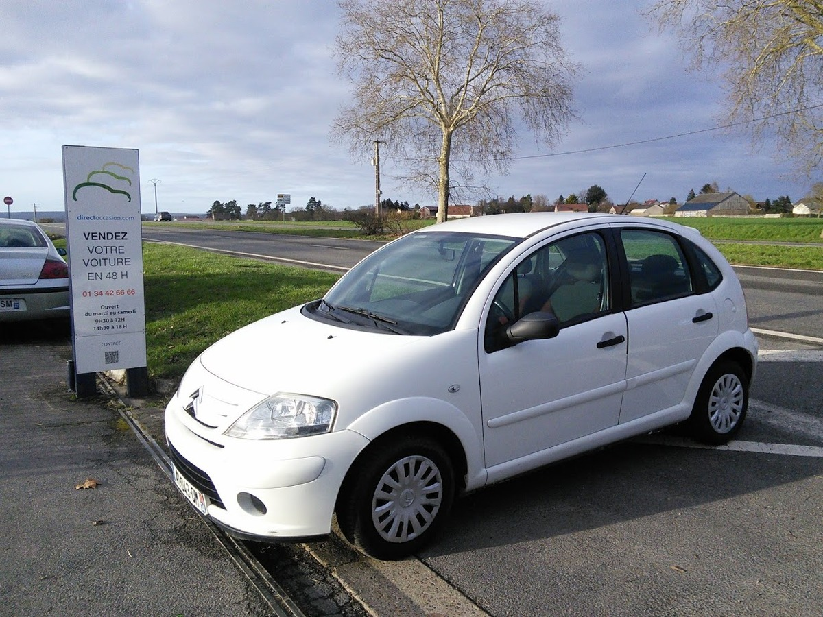 Citroen C3 1.1 First 106193km