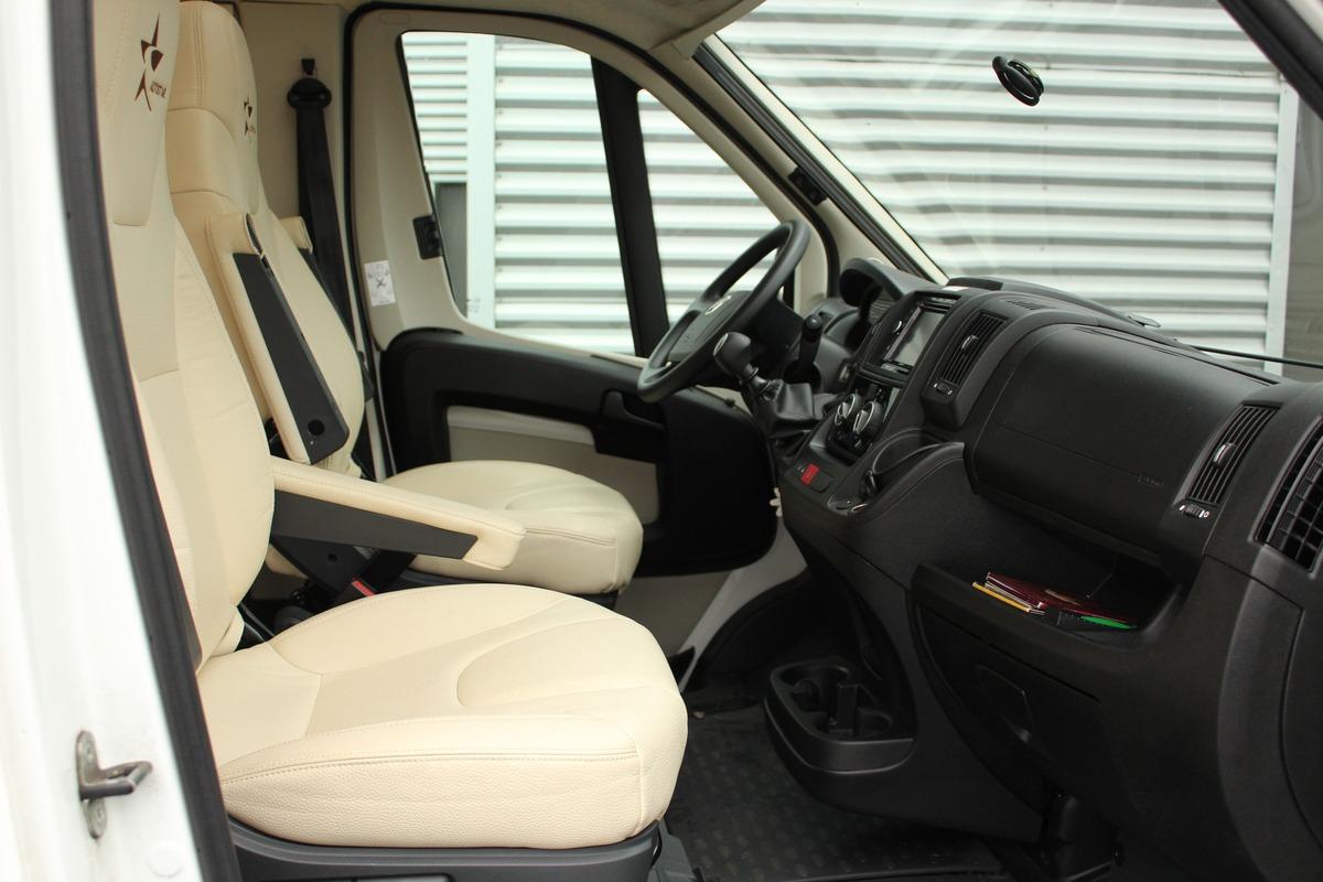 Fiat Ducato AUTOSTAR P690 PRIVILEGE 2.3 D 130ch 4