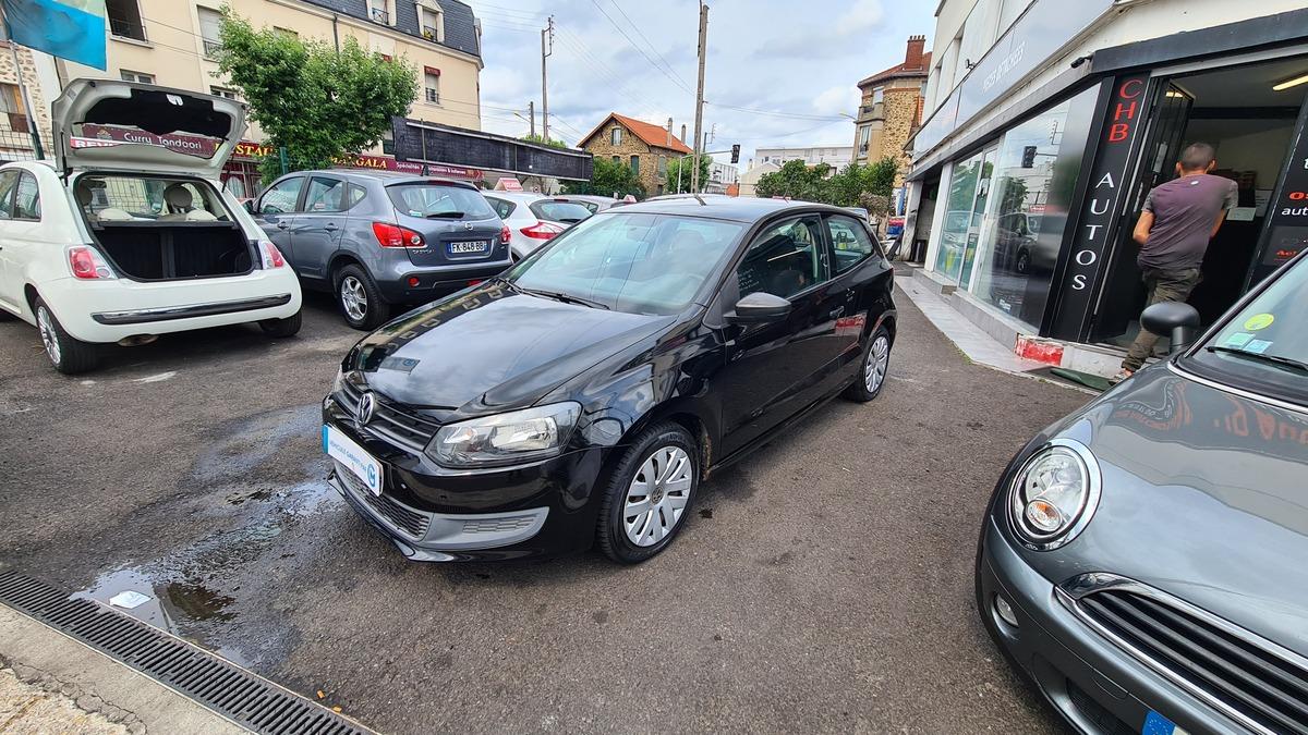 Volkswagen Polo Paiement en plusieurs fois (x4x10)