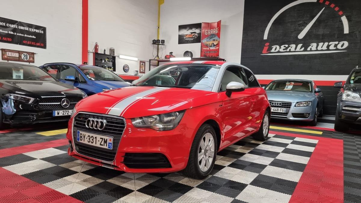 Audi A1 1.6 TDI 90cv Ambiente 3p