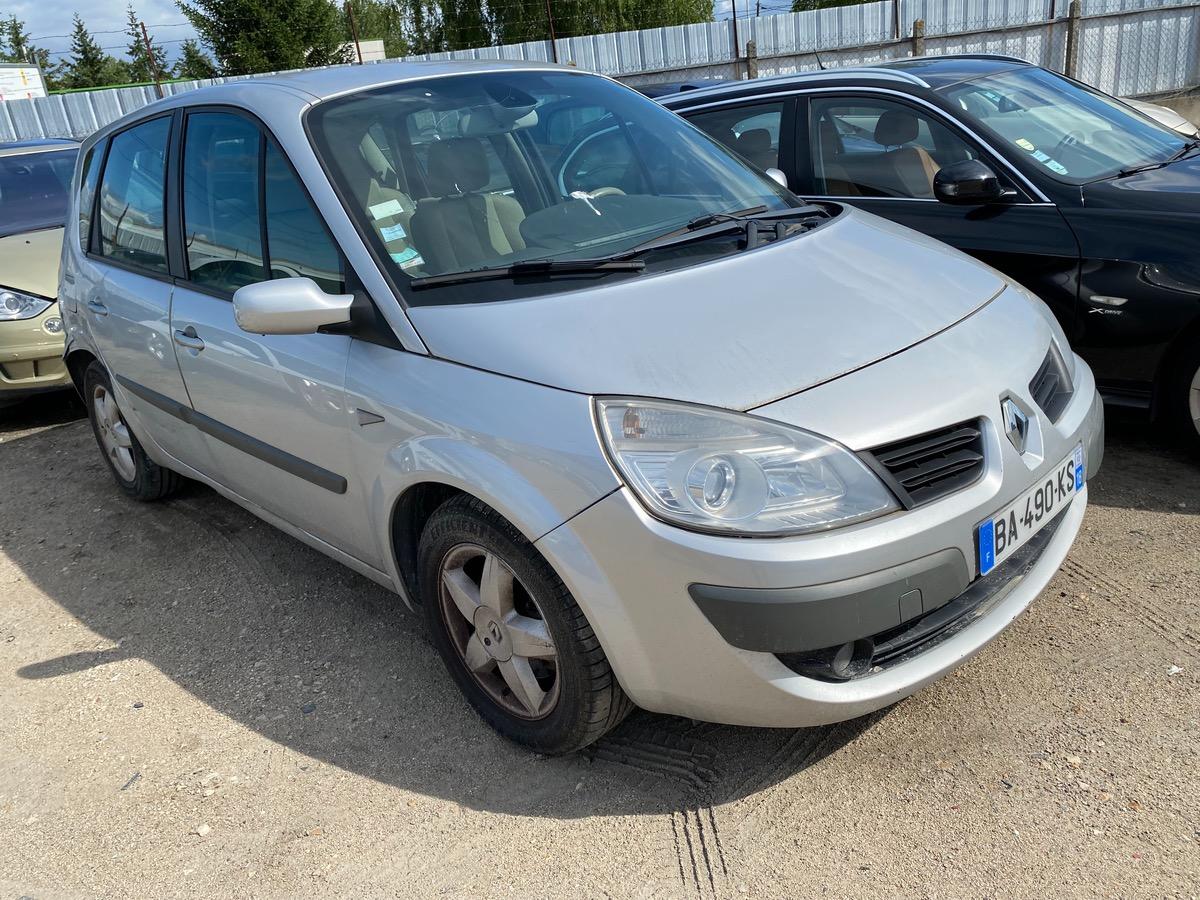 Renault Megane scenic 1.9 dci fap - 130 - bva