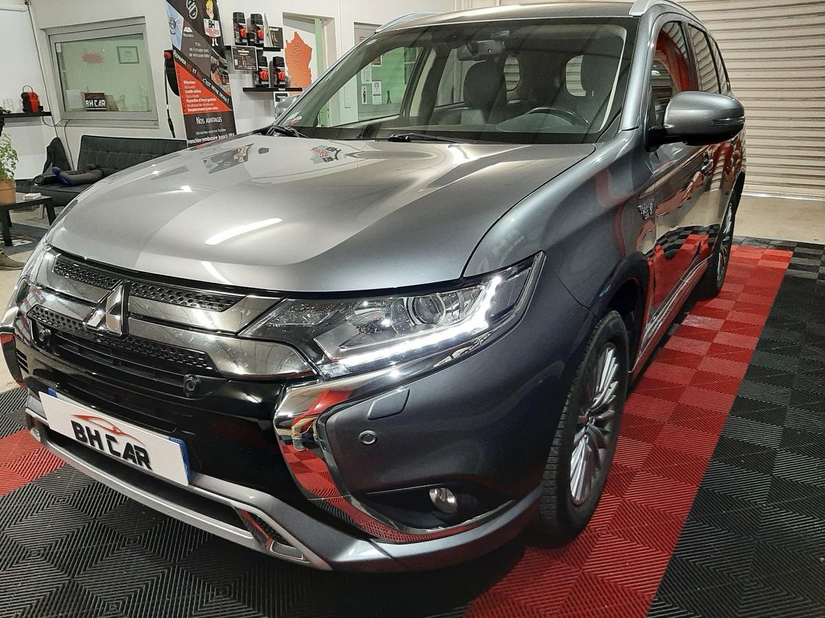 Mitsubishi Outlander III phev 4WD intense HYBRIDE