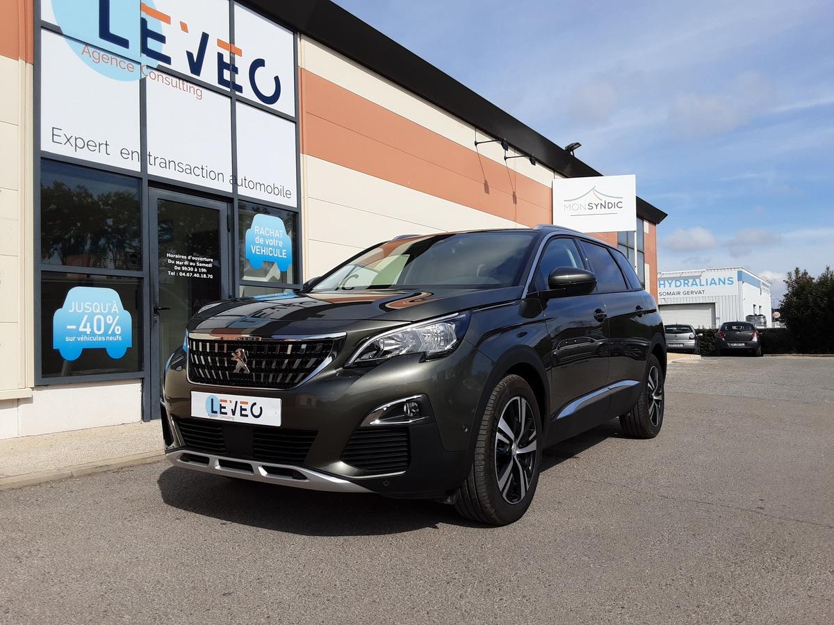 Peugeot 5008 1.5 hdi 130 CH  eat8 Allure 2020
