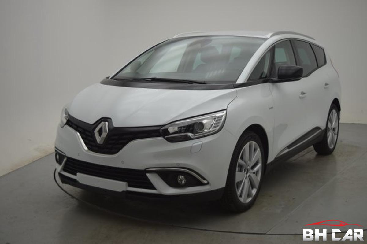 Renault Grand Scenic IV BLUE DCI 150 LIMITED 7PL
