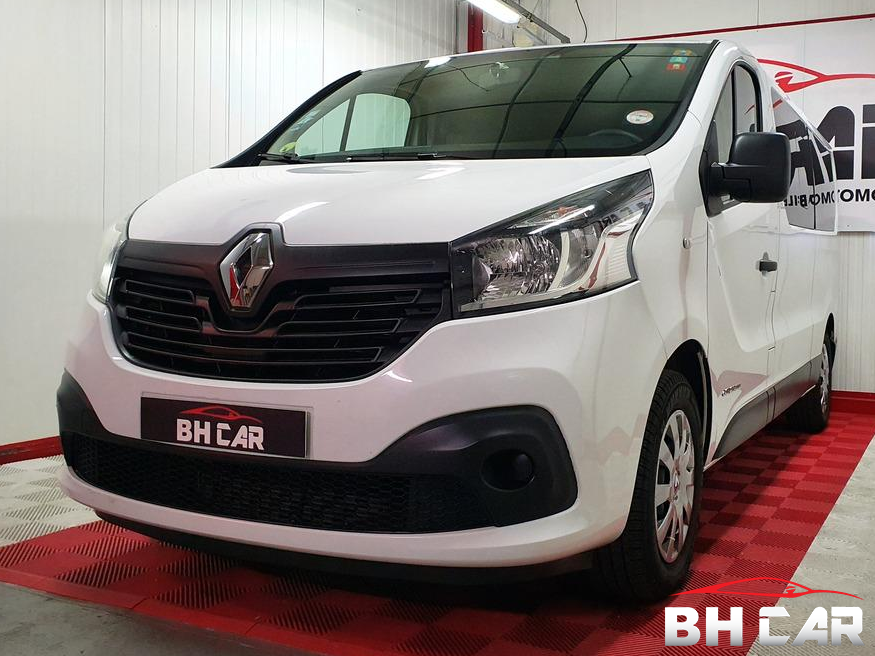 Renault Trafic l2 1.6 energy dci - 125 9 places