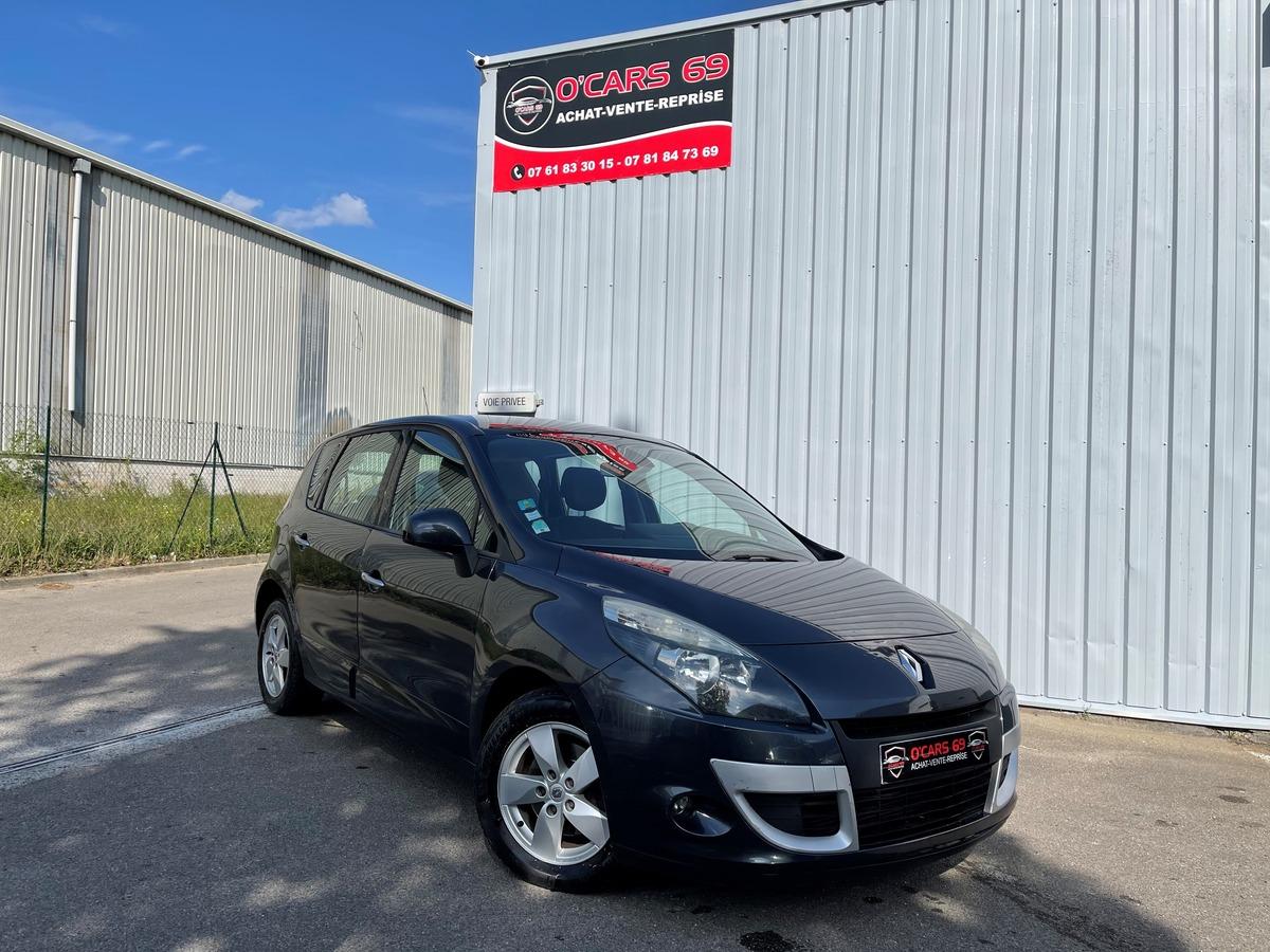 Renault Megane scenic 1.5 dci GPS 105cv 1ère Main