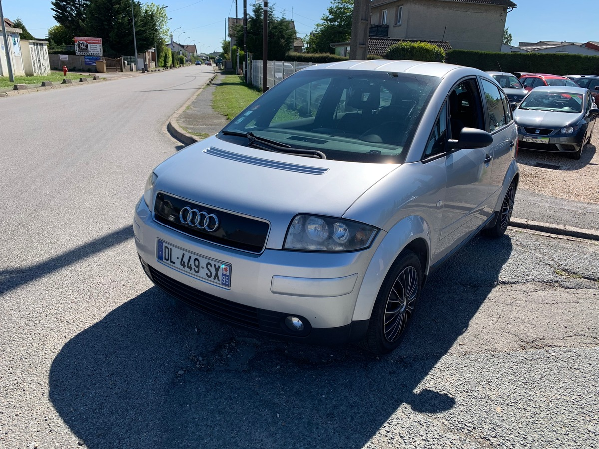 Audi A2 1.4 TDI 75 REFERENCE CLIM