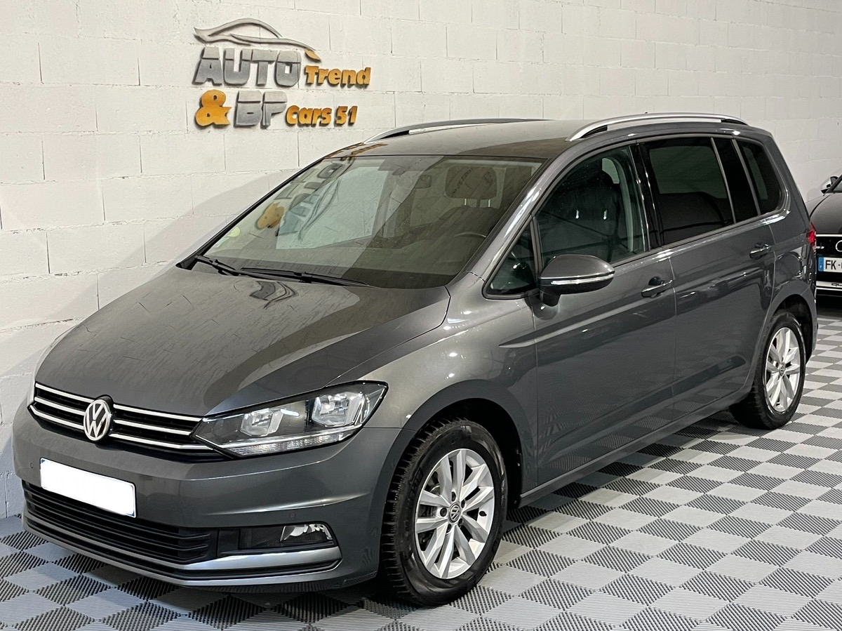 Volkswagen Touran tdi 115 chv Confortline Business
