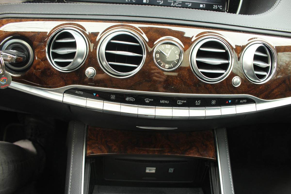 Mercedes Classe S VII 350 D 4MATIC 5P BVA