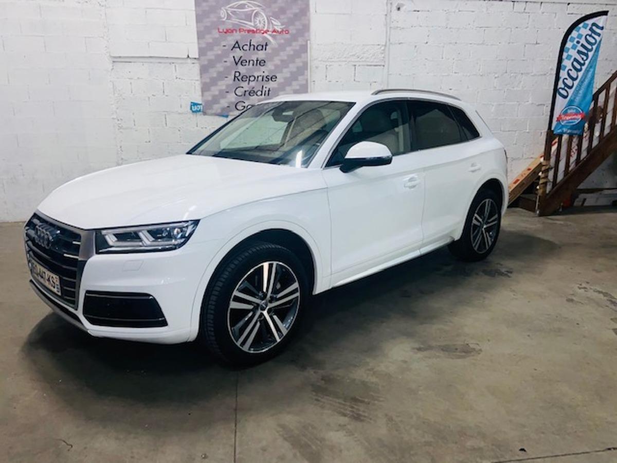 Audi Q5 quattro 2.0 tdi - 163 - bv s-tronic