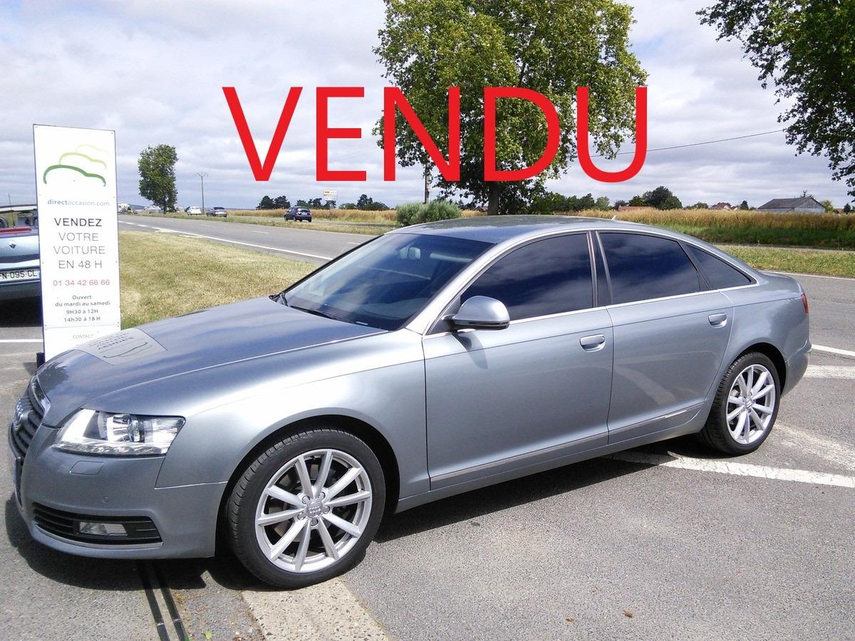Audi A6 2.0 TDI 170 BVA AVUS 225643 km