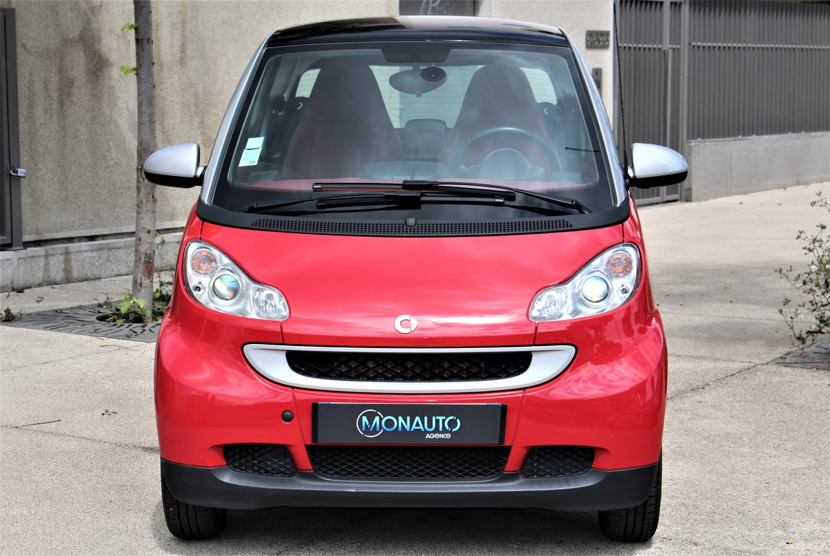 Smart Fortwo MKII Coupé 1 l Turbo 84 cv Passion