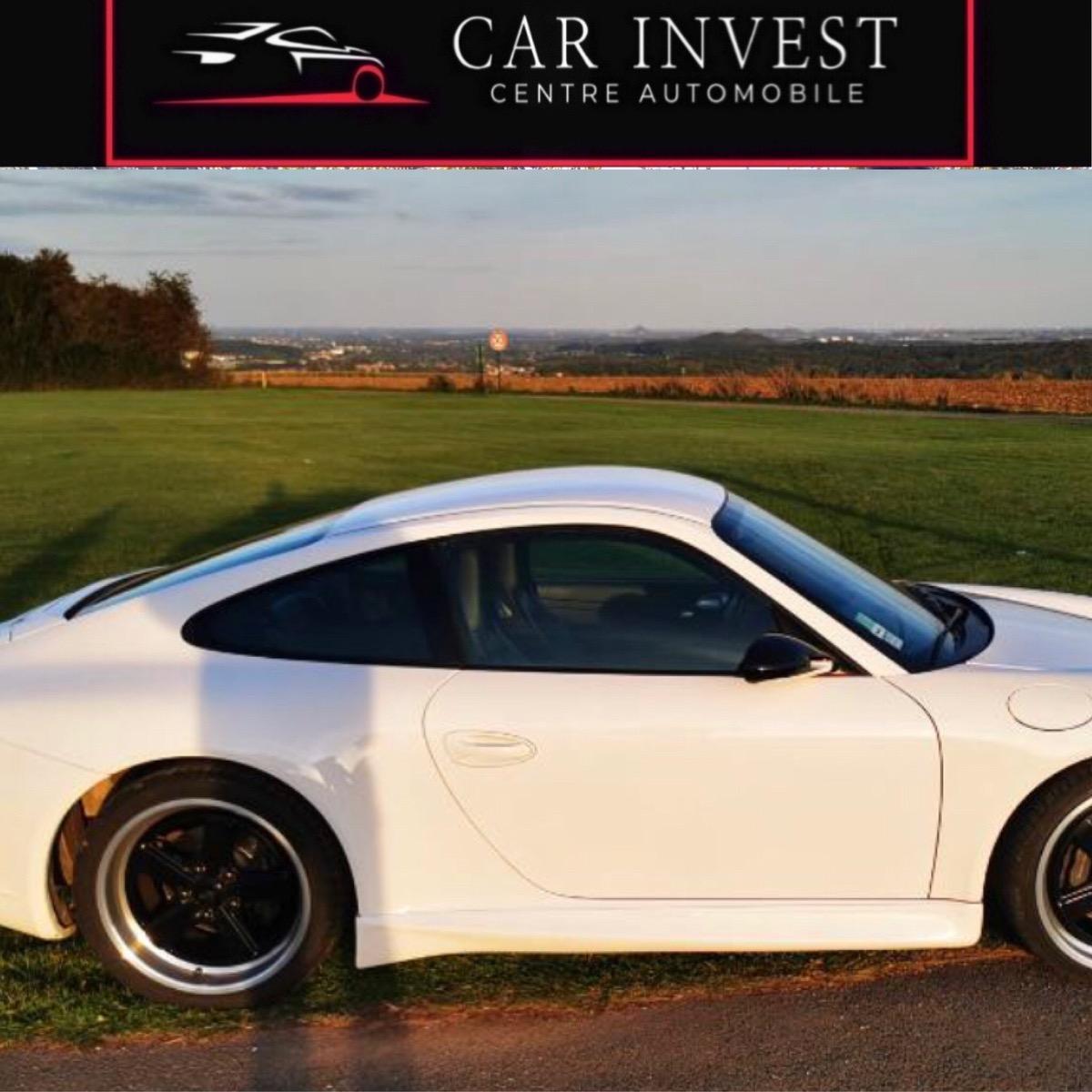 Porsche 911 TYPE 997 CHASSI USINE  SPORT 3.6i