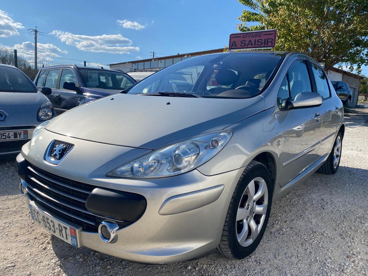 Peugeot 307 2.0 HDi 16V 136cv Boîte auto