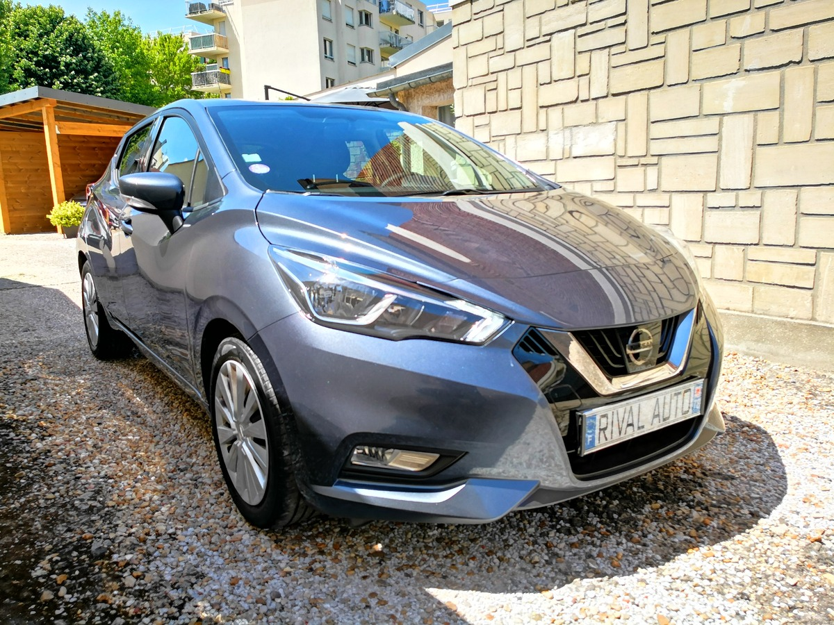 Nissan Micra 0.9 ig-t  90 Business Edition
