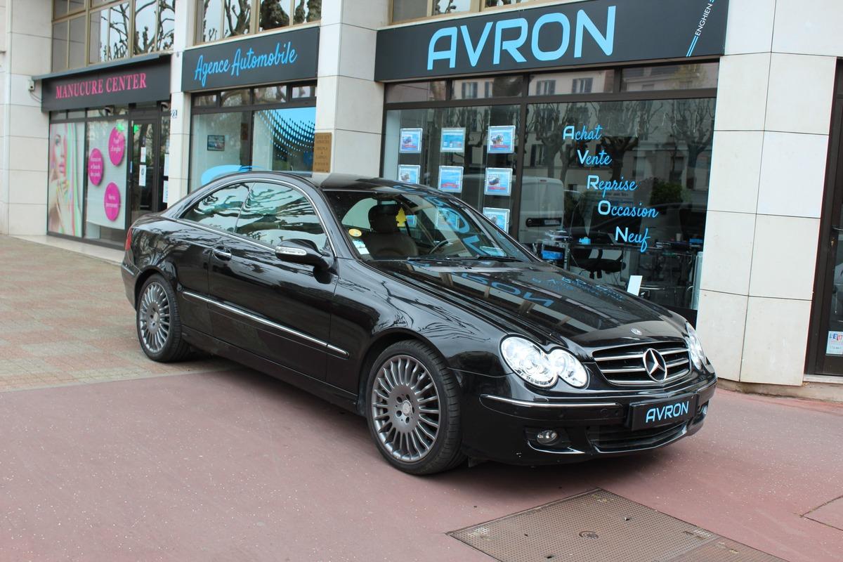 Mercedes Classe Clk II 220 CDI ELEGANCE