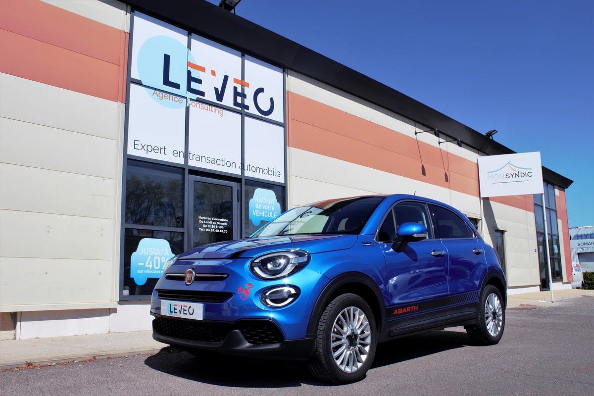 Fiat 500x 1.6  120 CH OPENING EDITION