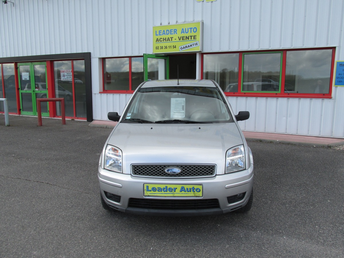 Ford Fusion 1.4 TDCI  70